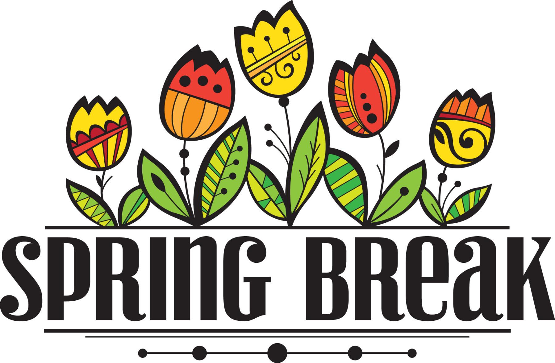 Spring Break- No School